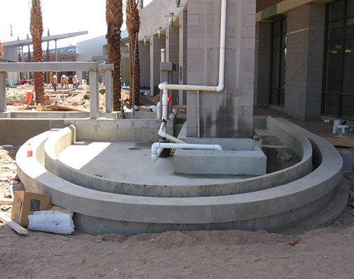 Residential Concrete Project